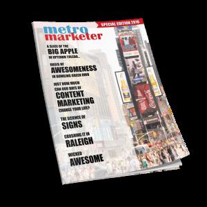 Metro Marketer Special Edition 2016